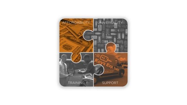 4 Piece Puzzle