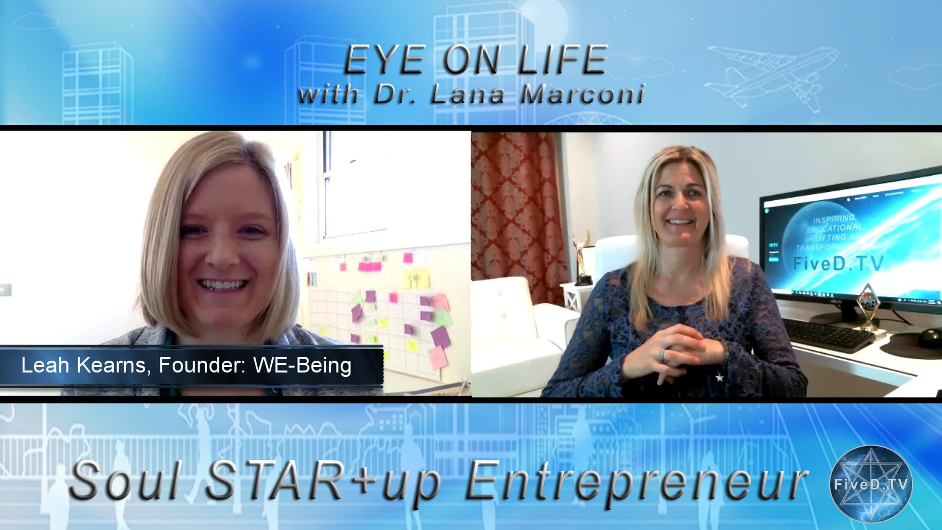 Eye On Life: Soul STAR+up Entrepreneur