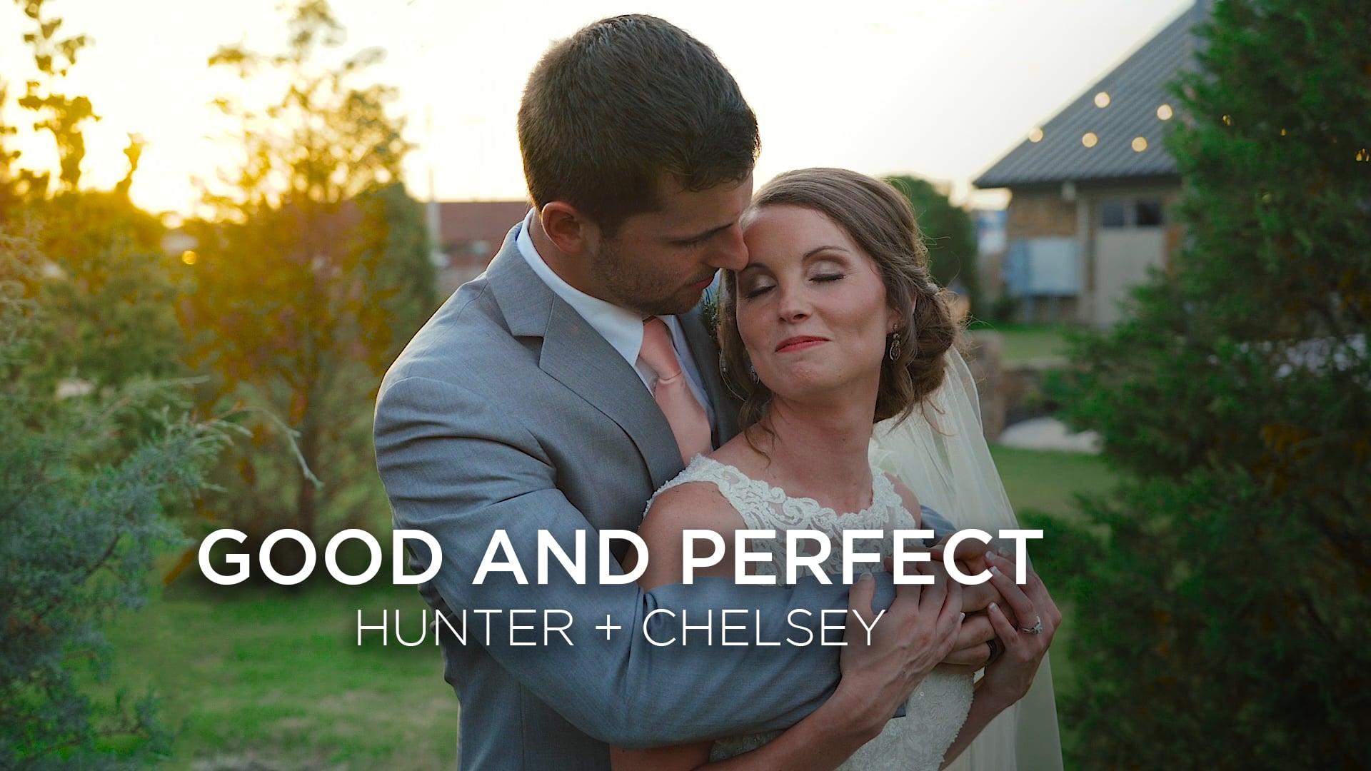 Hunter + Chelsey