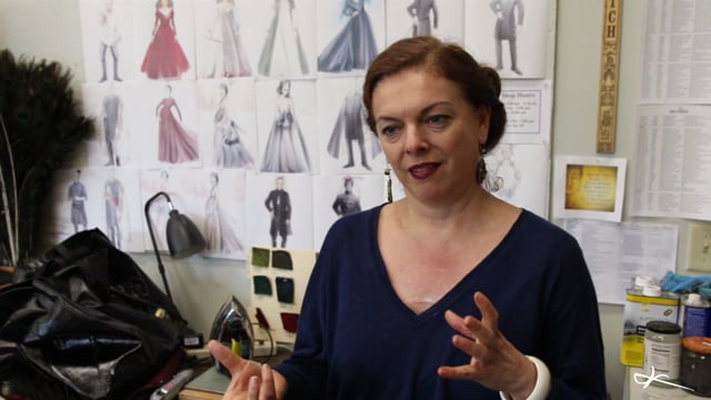 Costume Designer Olivera Gajic Interview