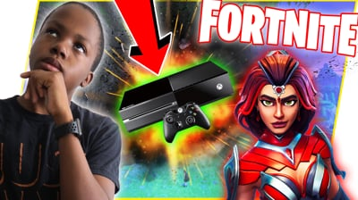 CAN I TAKE THESE XBOX GUYS TO THE PROMISE LAND?! - Fortnite Battle Royale