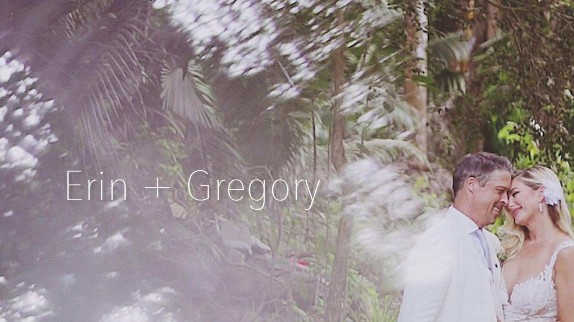 Erin + Gregory