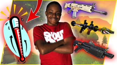 THIS LOOT HAS MY EXCITEMENT LEVEL ON 10! - Fortnite Battle Royale