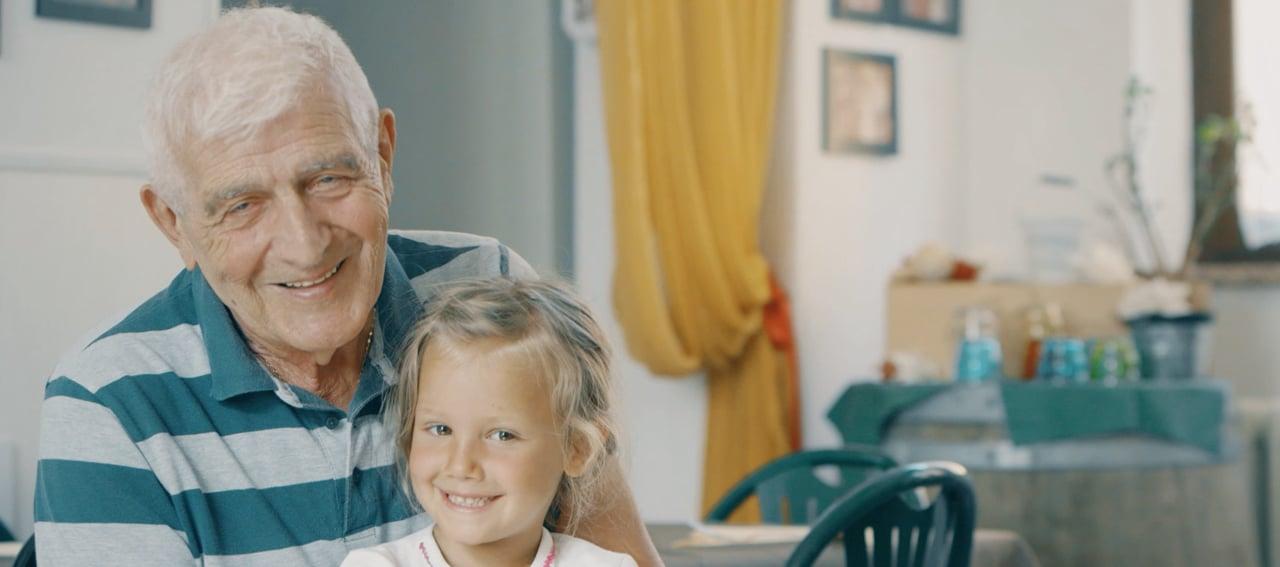 Nonno Nanni - Commercial Letizia e Giancarlo