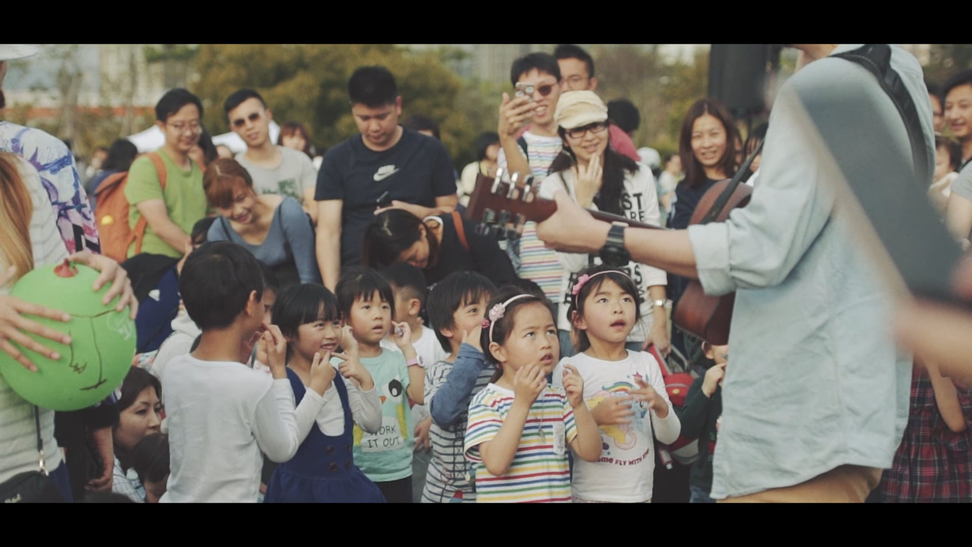 Event Video  |  Picturing Central and Western District @ West Kowloon  (Community Engagement)