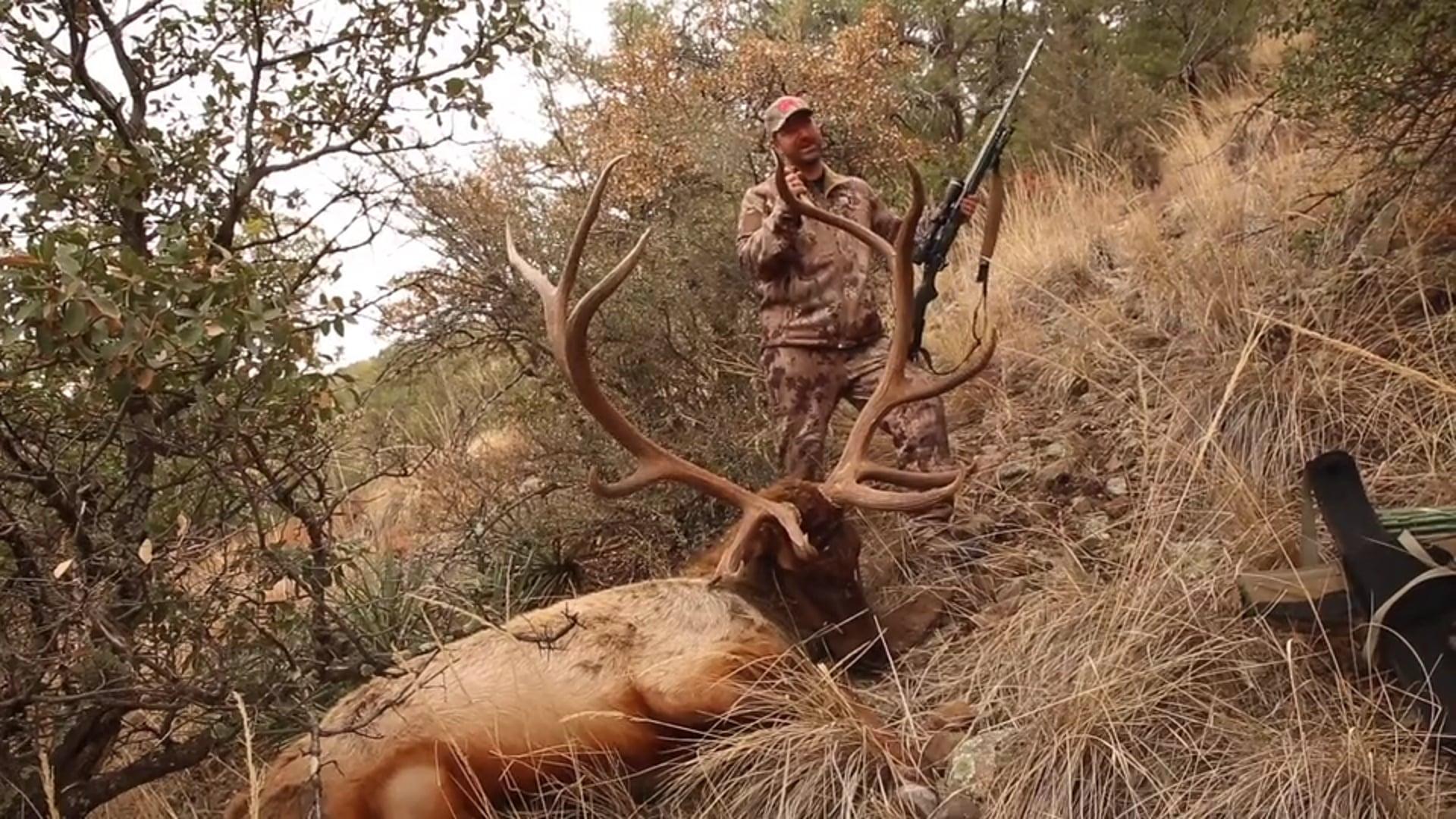 San Carlos Elk Hunt Recap