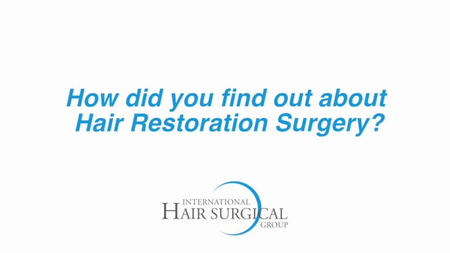 Why have a hair transplant with Dr. Schwinning - Edison NJ