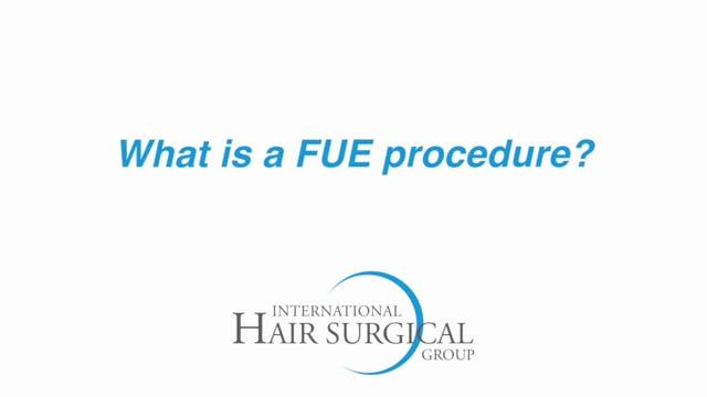 What Is A FUE Hair Transplant Procedure? Dr. Schwinning | Edison, NJ