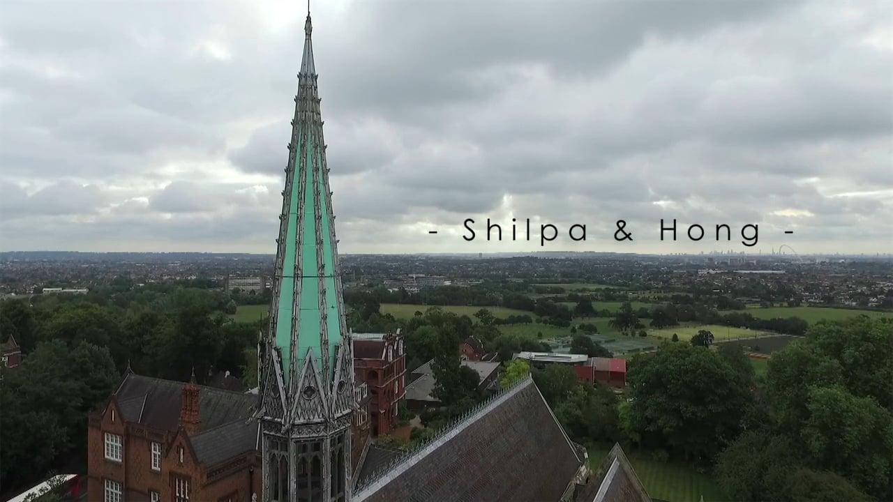 Shilpa & Hong's Moments - Civil Wedding & Reception at the Harrow School