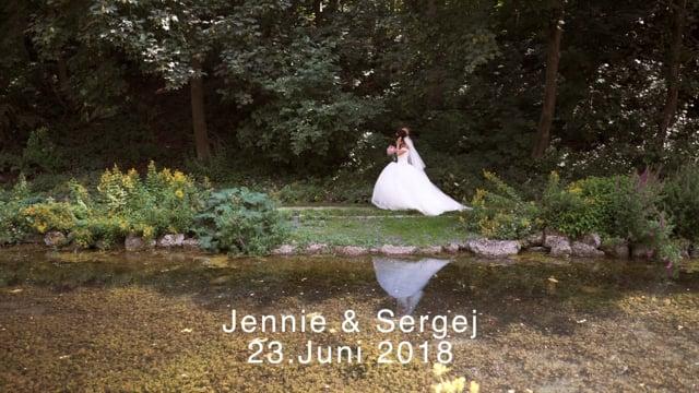 Jennie und Sergej - Same Day Edit Wedding
