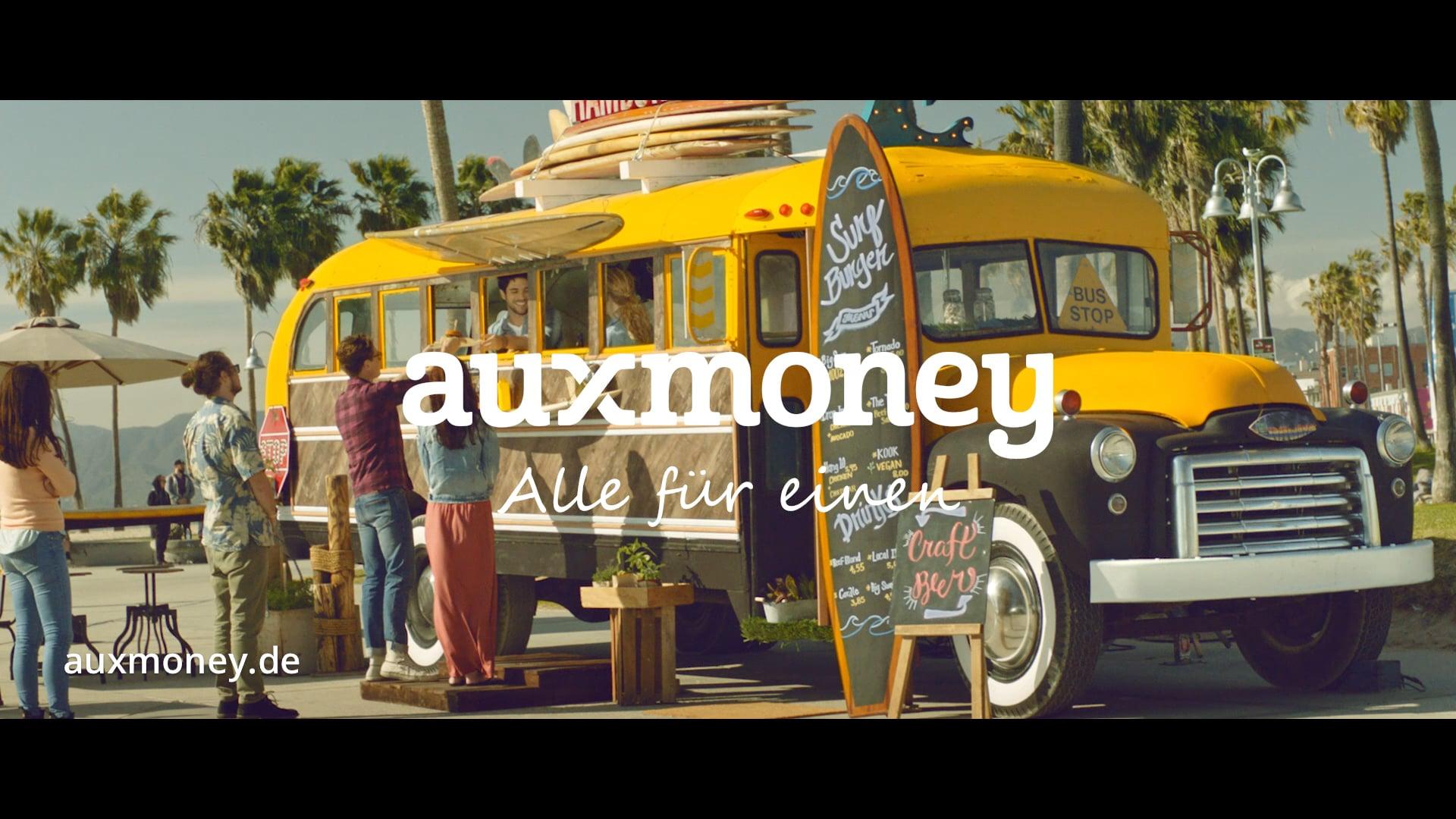 Auxmoney - Foodtruck