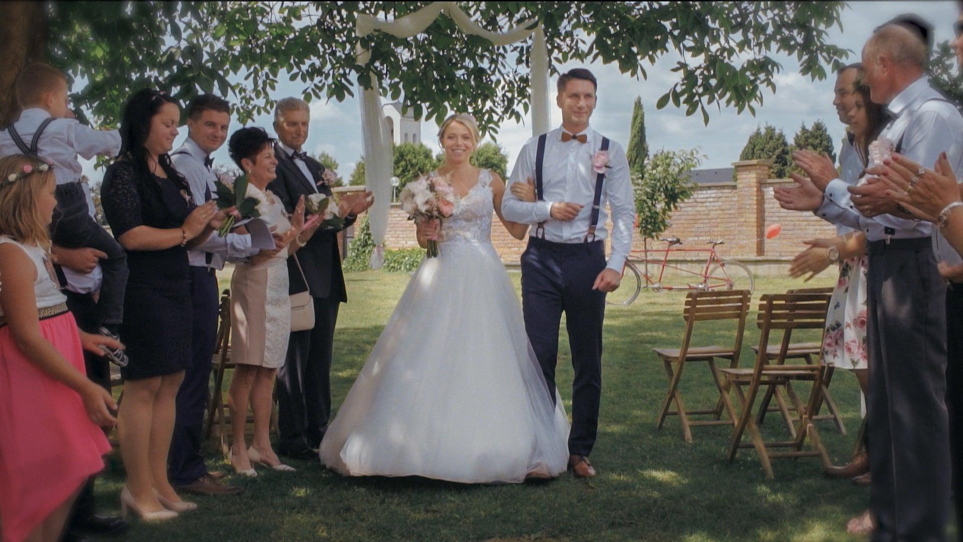 Bára + Honza | Wedding