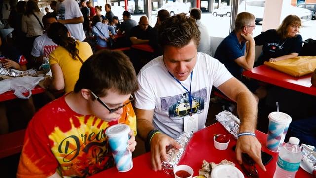 Matt & Nick - Buddies for Life