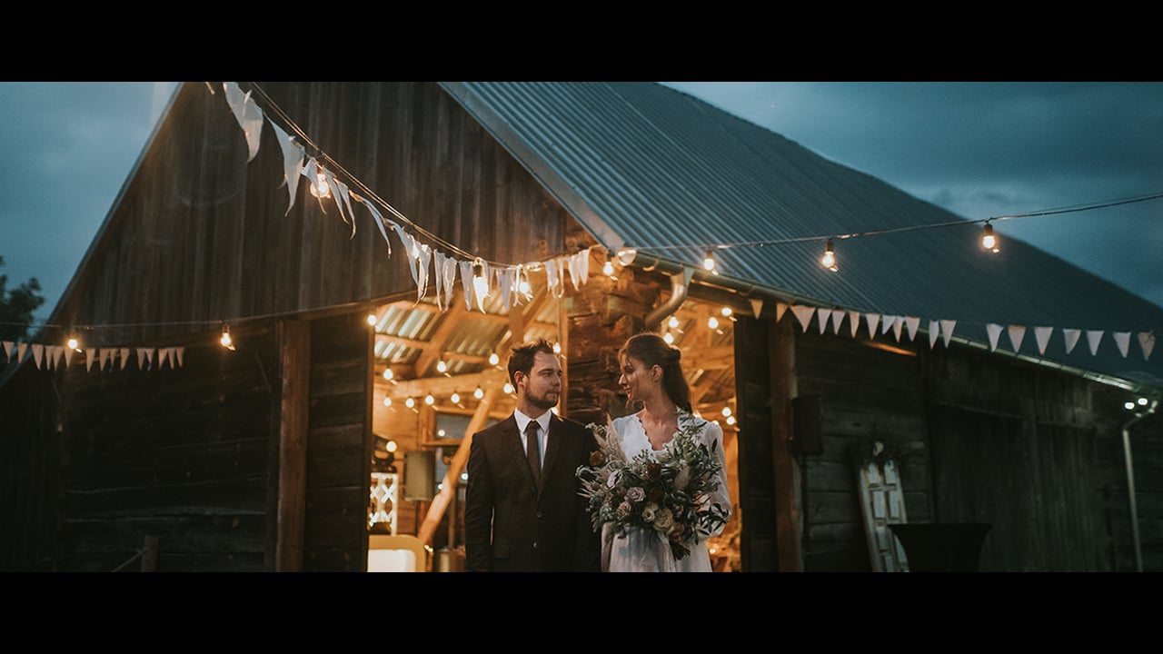 Lena + Marcin | Folwark Ruchenka | short