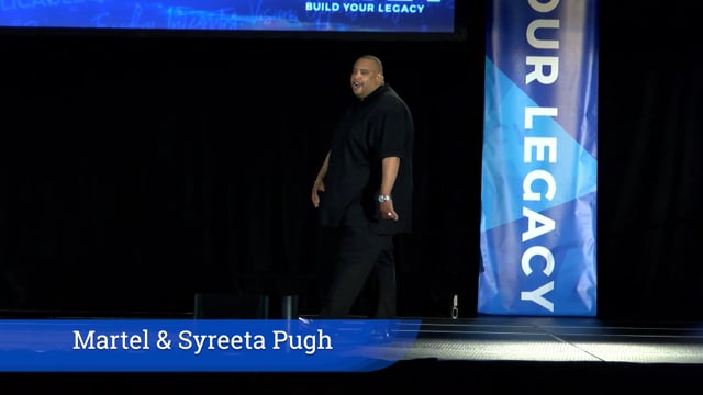 """3362Martel and Syreeta Pugh """"Reaping What You Sow"""" (Atlantic City 2018)"""