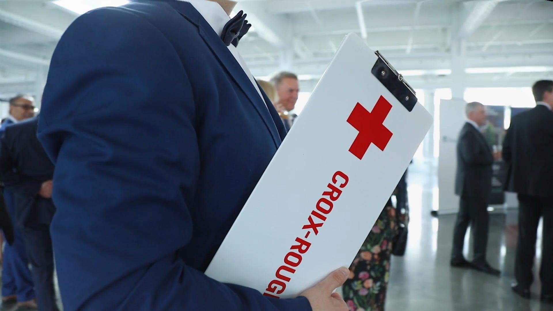 La Croix-Rouge // Événement-bénéfice 2018
