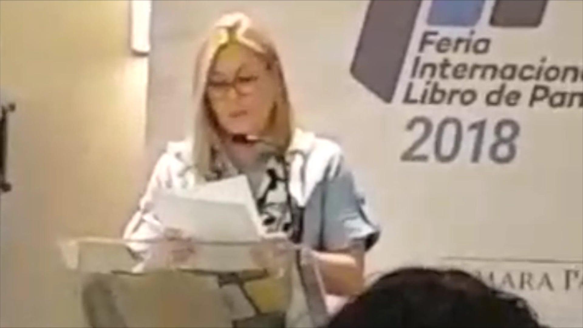 Feria Internacional del Libro de Panamá 2018