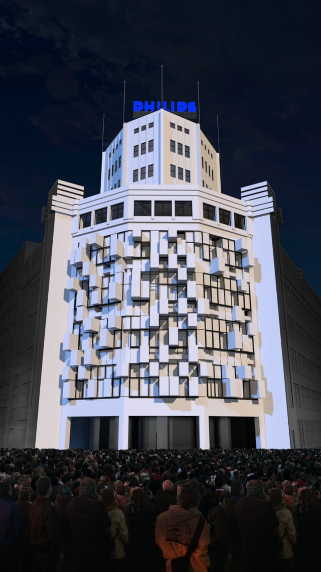 Tower of Light,  GLOW 2018Teaser