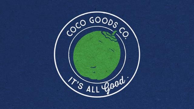 Coco Goods - Brand Animation
