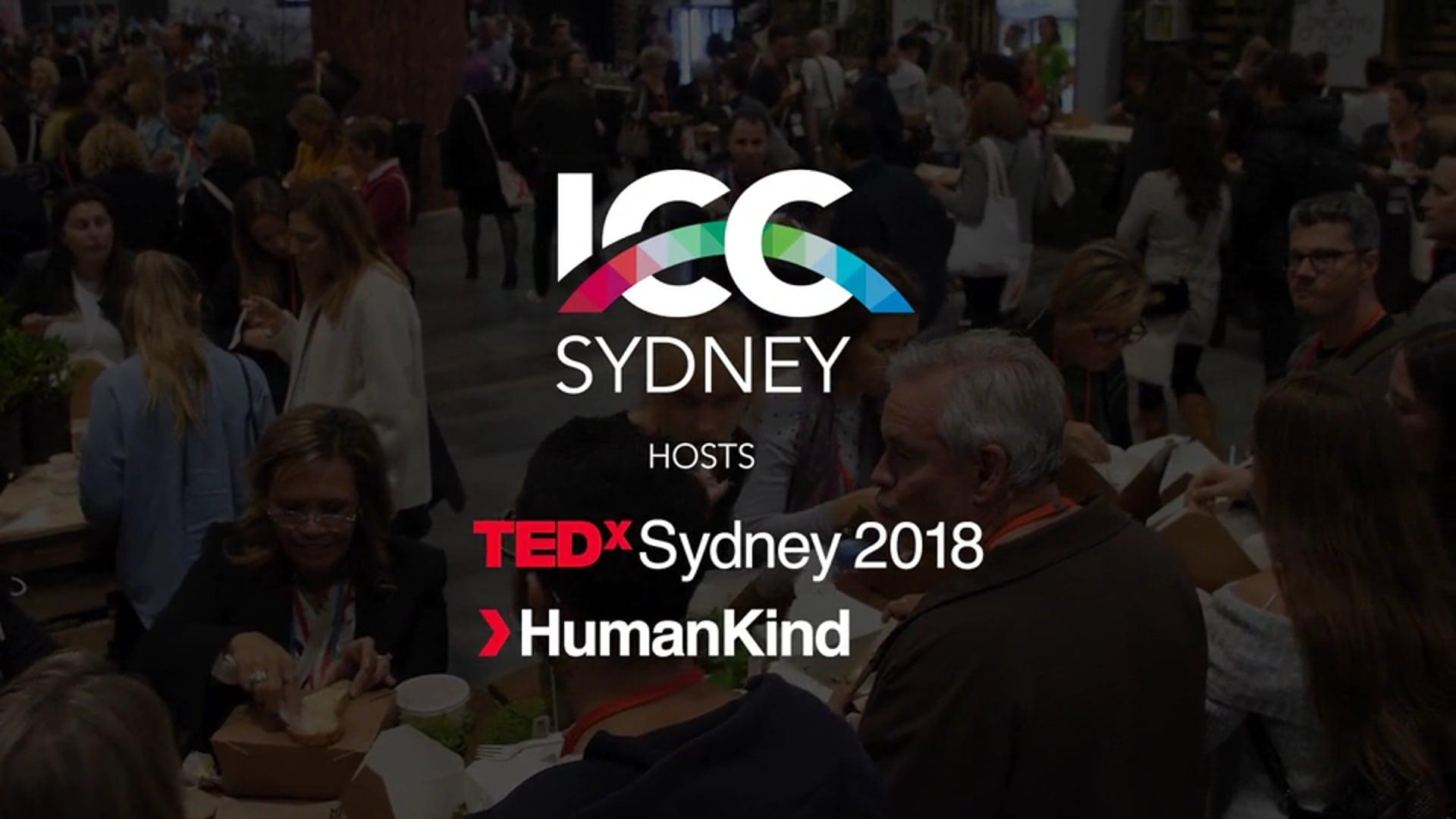 ICC Sydney - TEDx Sydney 2018