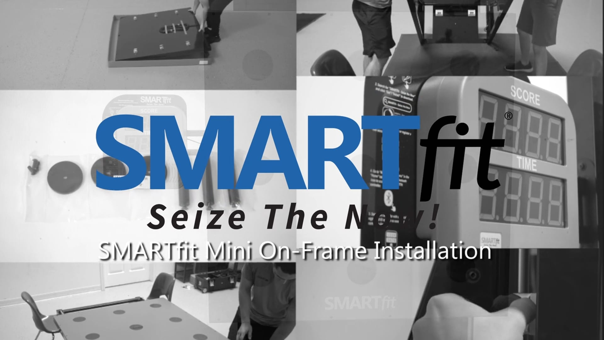 SMARTfit installation and setup videos