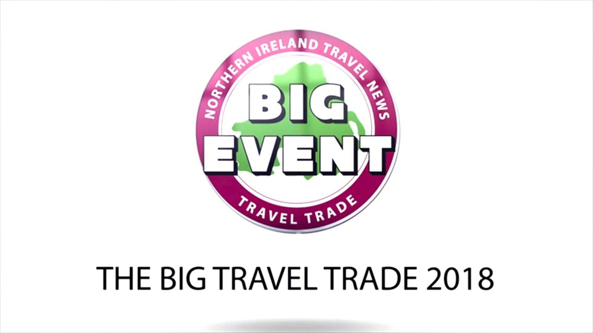 THE BIG TRAVEL TRADE 2018