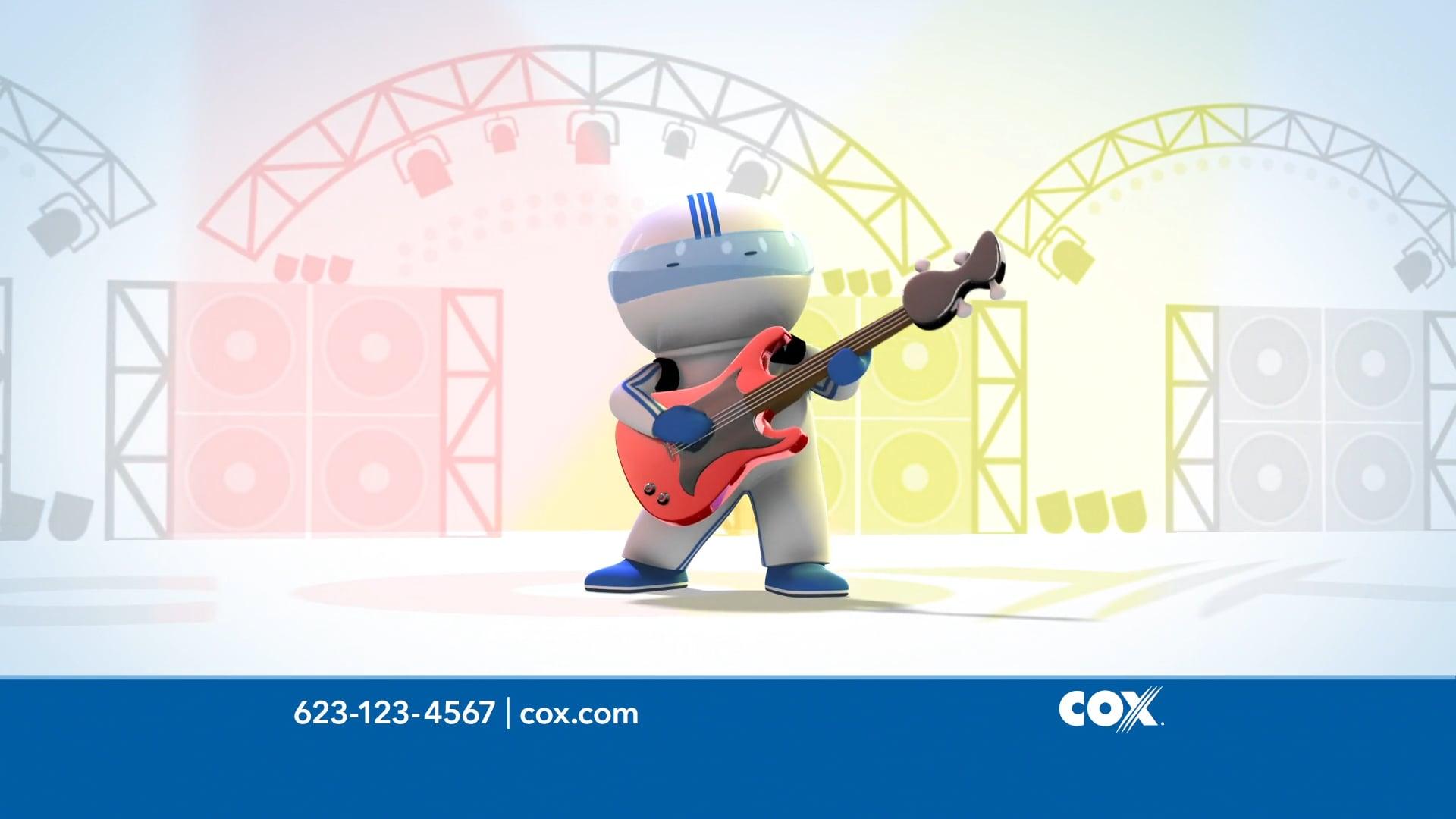 COX  Digi Commercial Campaign