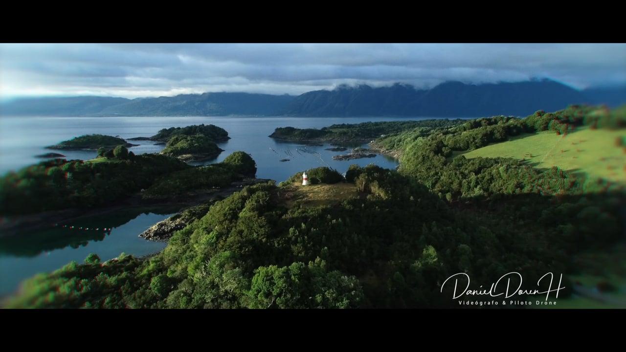 Faros y Tuninas de la Patagonia Chilena