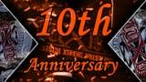 wXw 10th Anniversary