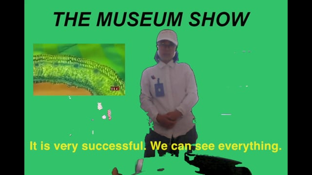 The Museum Show EP4: Planting the Plants