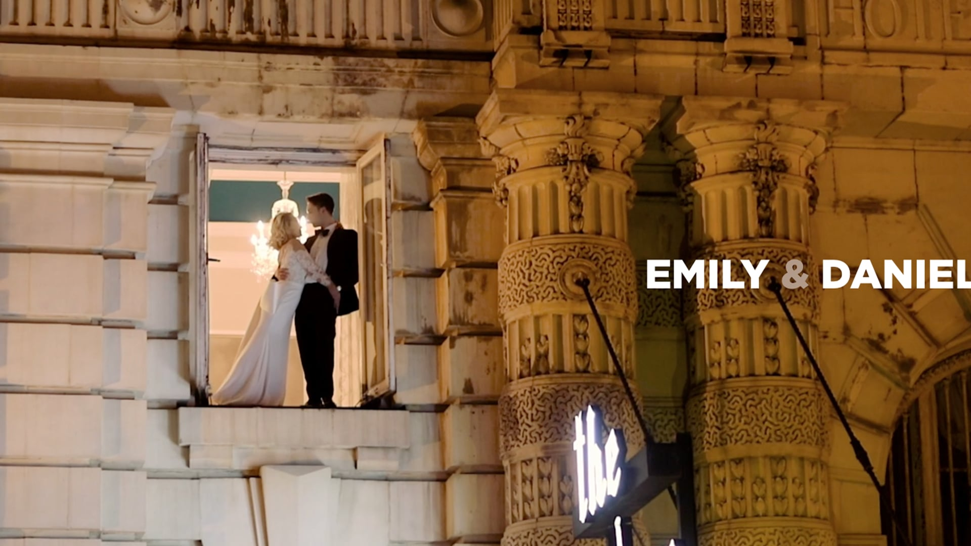 Emily & Daniel Wedding Highlight Film at the Belvedere