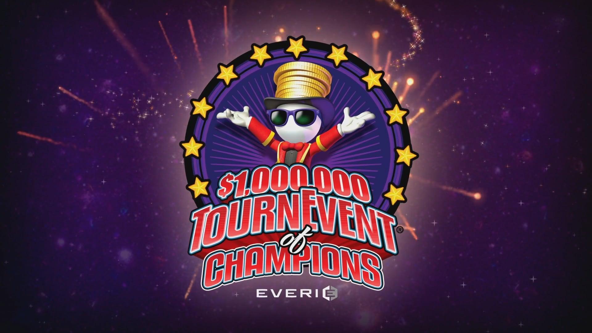 Tournevent of Champions at Chinook Winds Casino & Resort