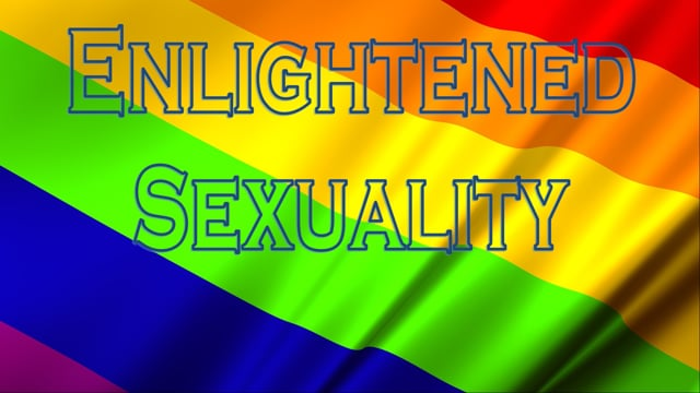 Enlightened Sexuality - Part 2 with Pauline Ryeland