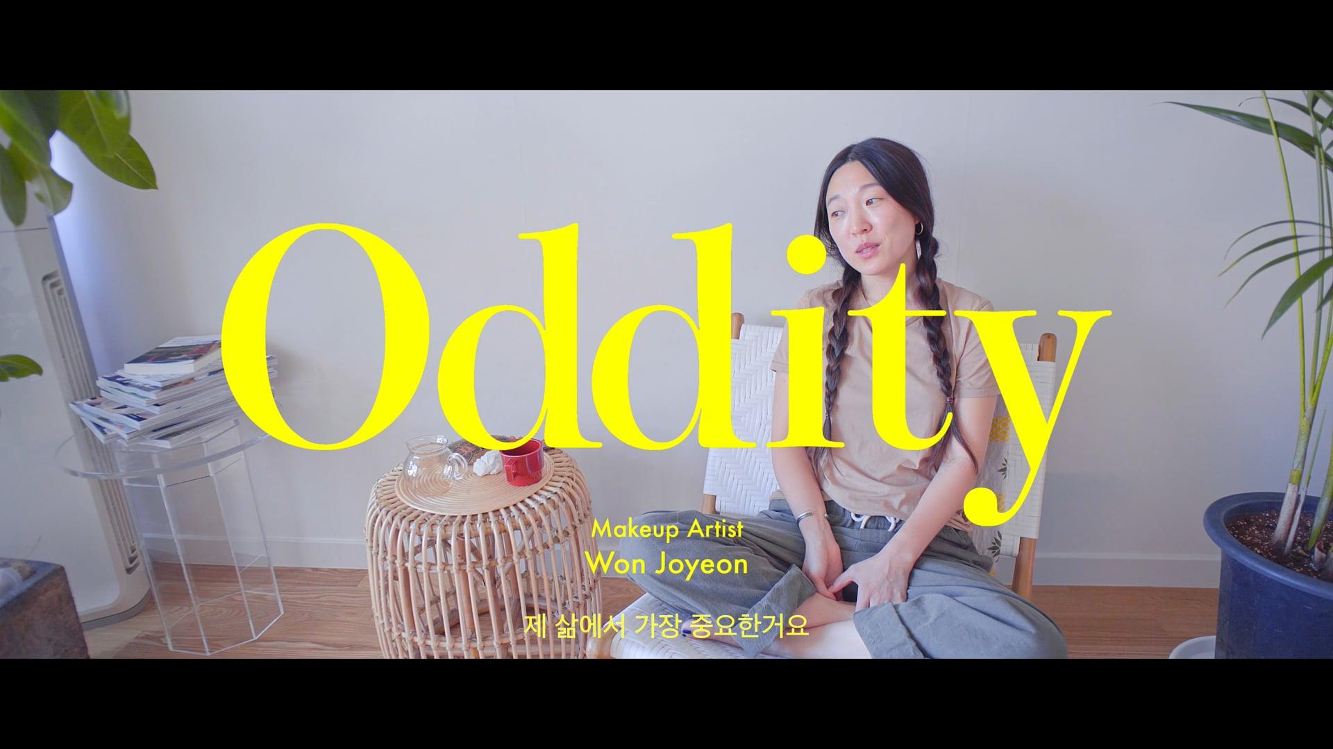 Oddity - Make up Artist 원조연