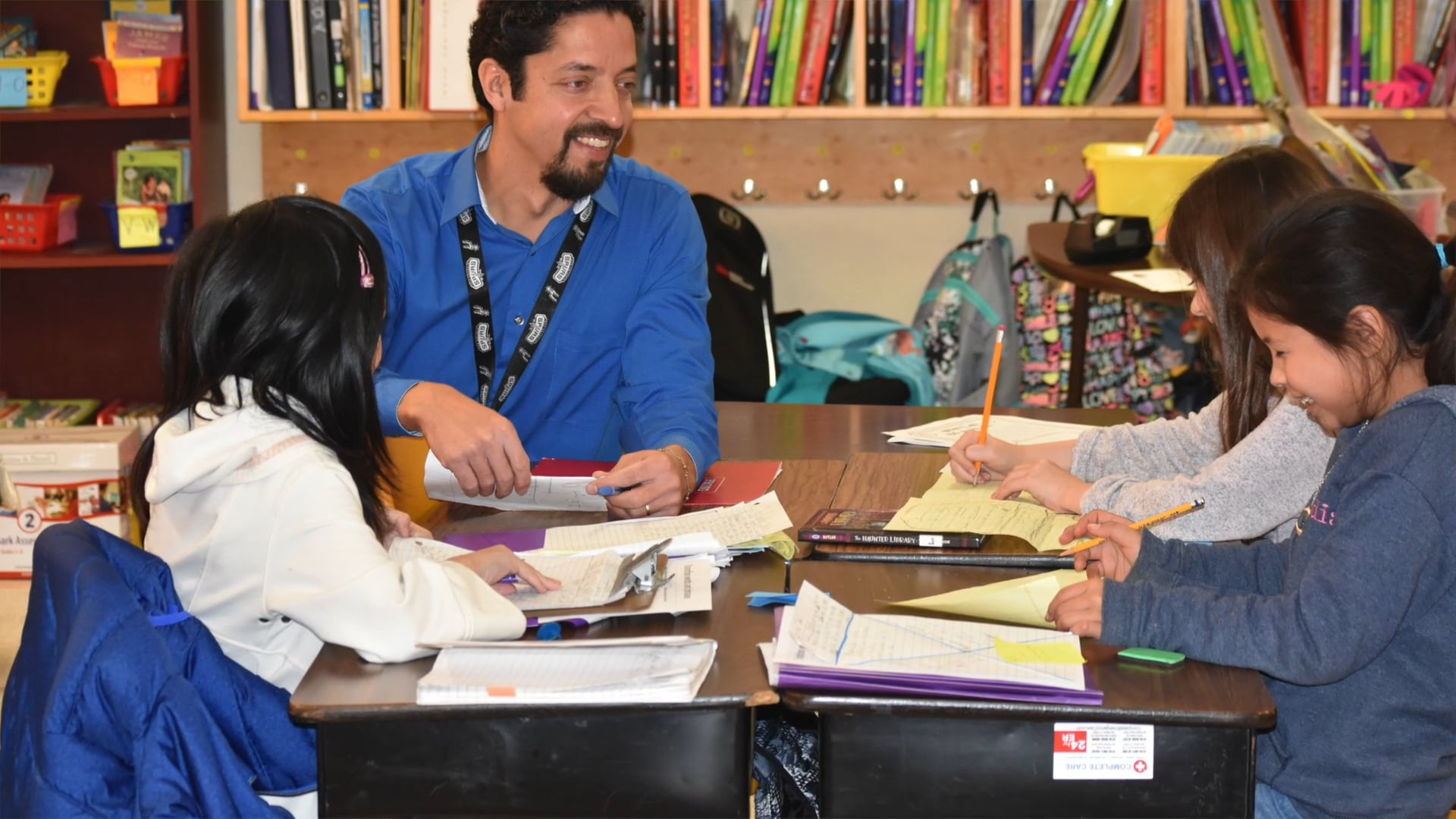 Teacher Highlights: Manuel Pena