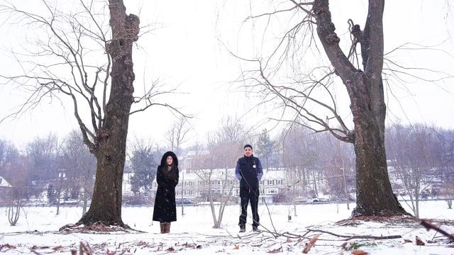 The Palace at Somerset Park, New Jersey: Valeria y José Cortometraje