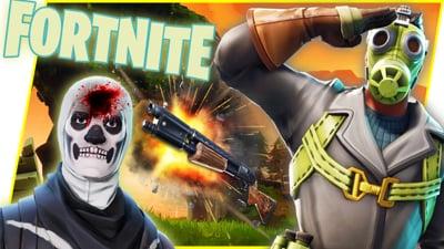 HEAD SHOT, DEAD SHOT! - Fortnite Battle Royale