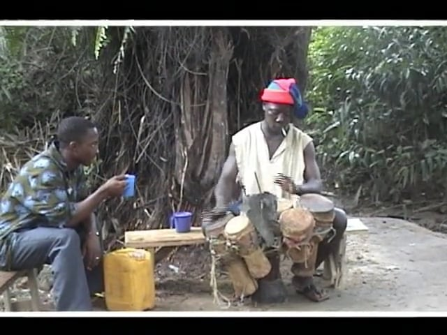 Fassou l'innocent Guinée Conakry