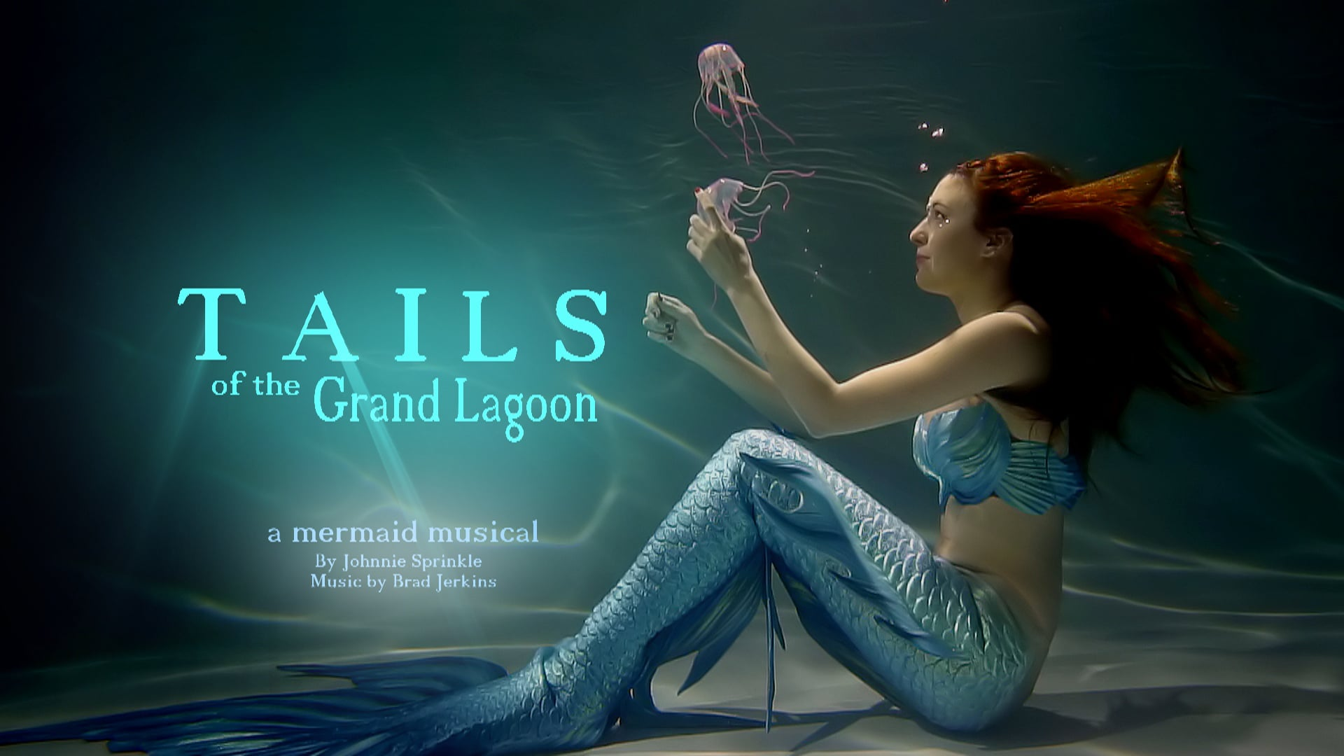 Tails of the Grand Lagoon (A Mermaid Musical) COMING SOON