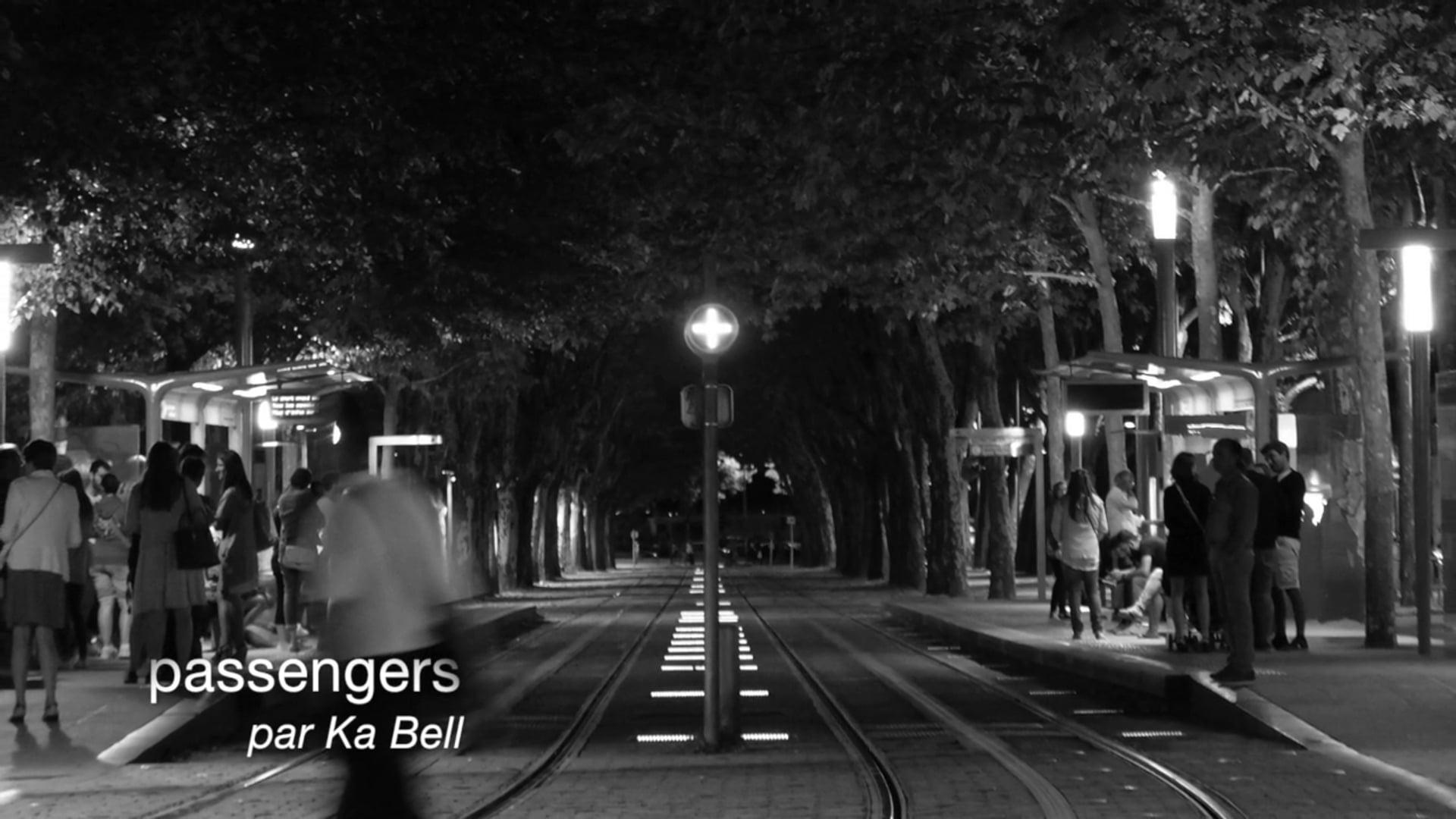 Passengers by Ka Bell