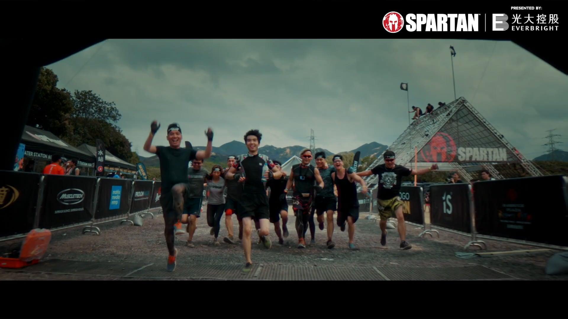 SPARTAN RACE HONG KONG    Official April 2018 Aftermovie
