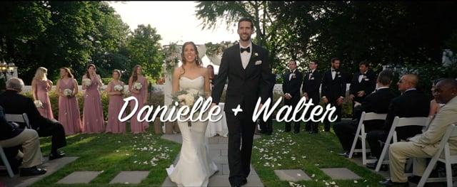 Danielle + Walter