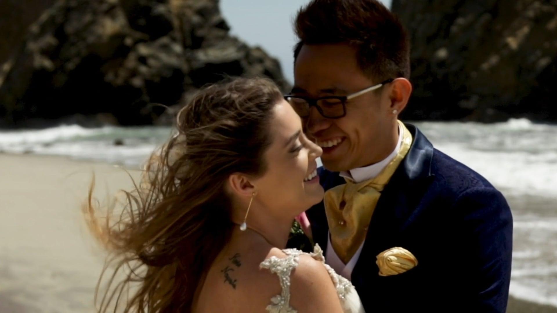 Yeqian & Laura Wedding Highlights