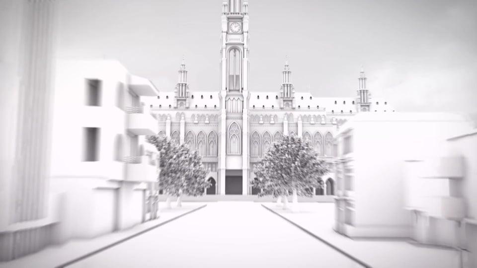 Outlook Animation Showreel  Video