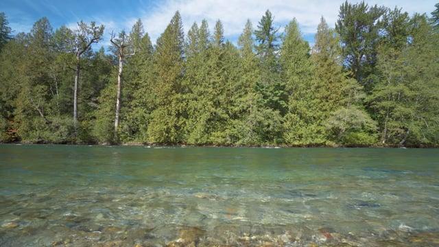 Skagit River, North Cascades