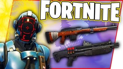 THESE TWO GUNS MAKE ME FEEL ALIVE! - Fortnite Battle Royale