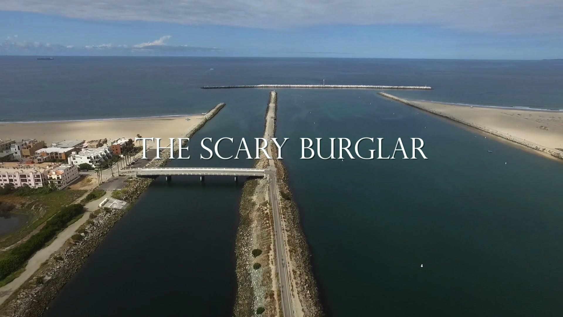 The Scary Burglar (opening credits)