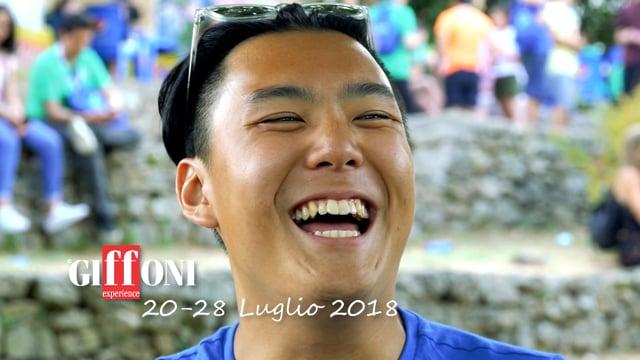 Spot Giffoni Film Festival 2018