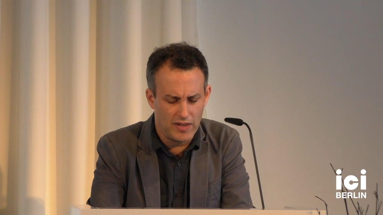 Introduction by Daniel Hoffman-Schwartz