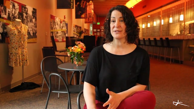 Interview with Creditors director Nicole Ricciardi